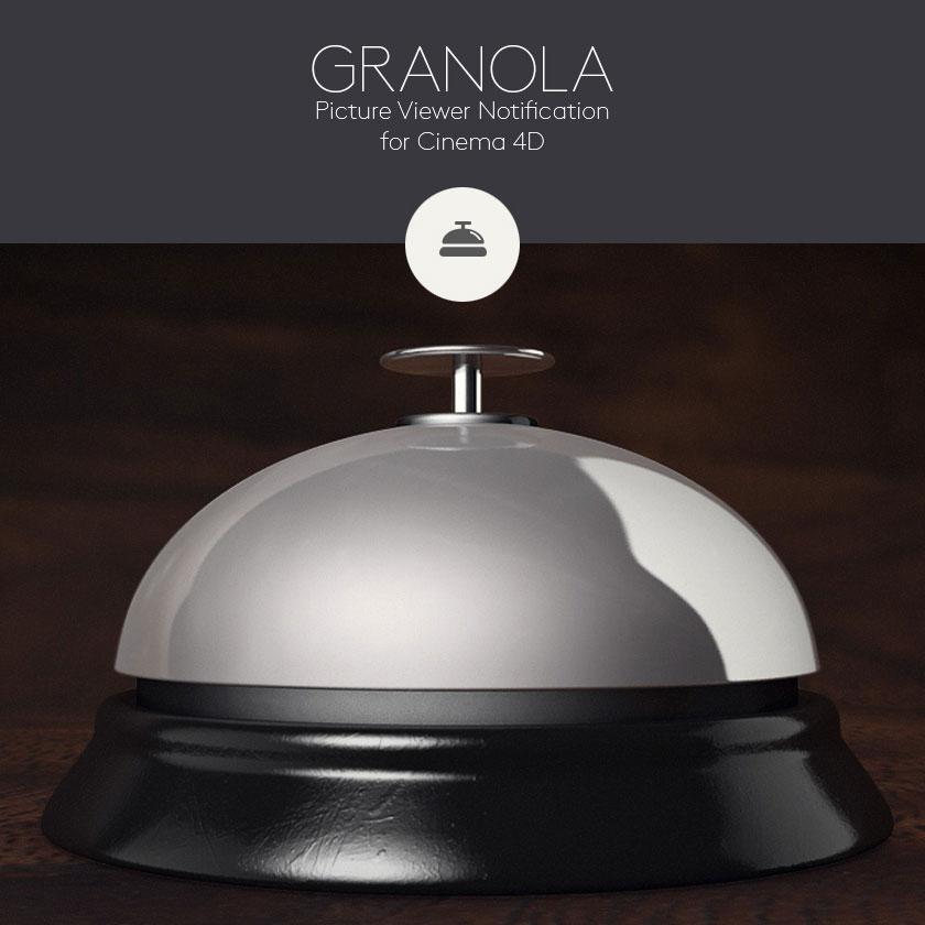 990adjustments Granola