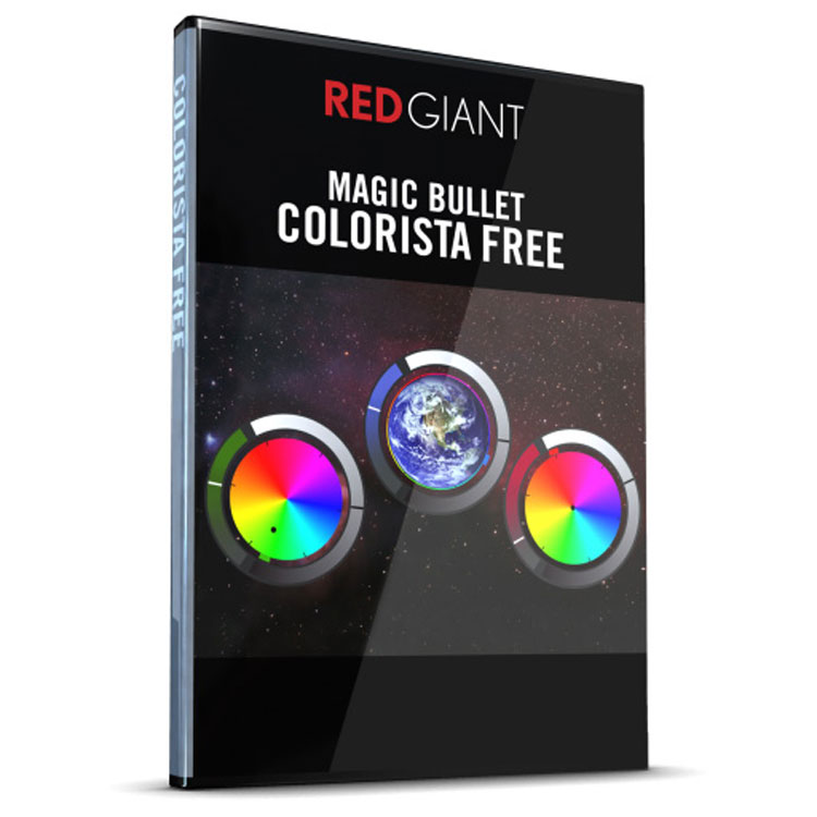 Red Giant Colorista Free