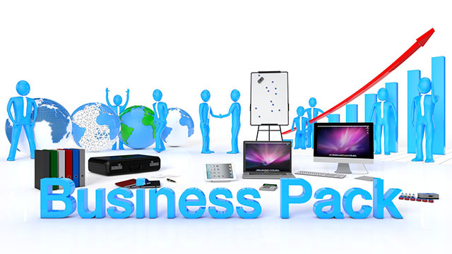 3D Treatment The Business Pack