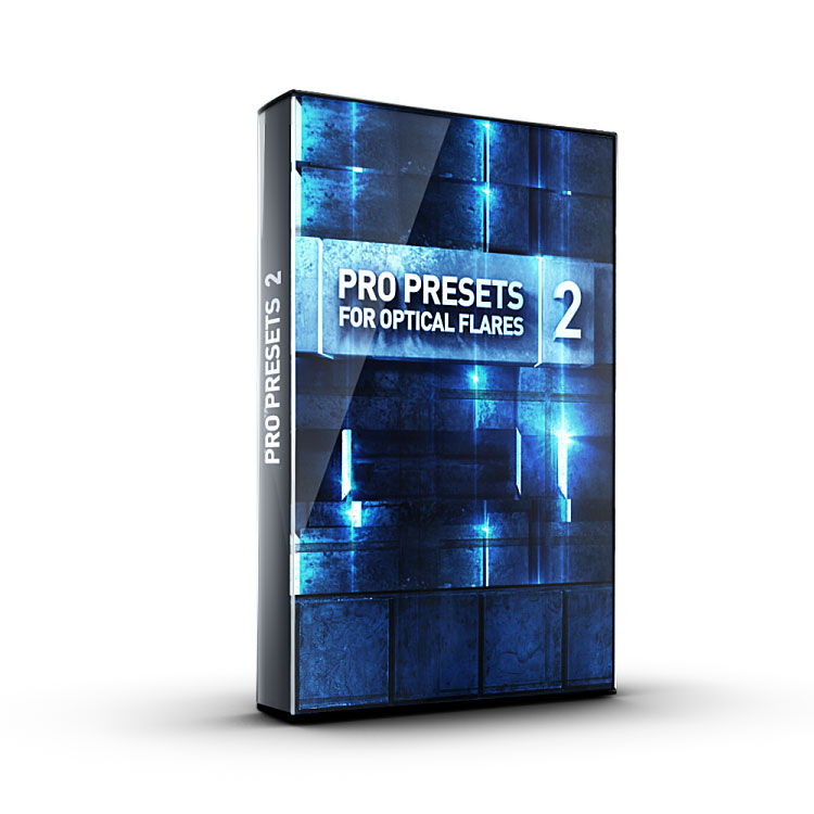 Video Copilot Pro Presets II (Add-On for Optical Flares)