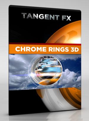 Tangent FX Chrome Rings 3D