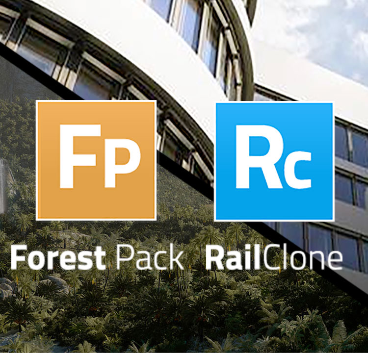 iToo Software Forest Pack + RailClone Bundle