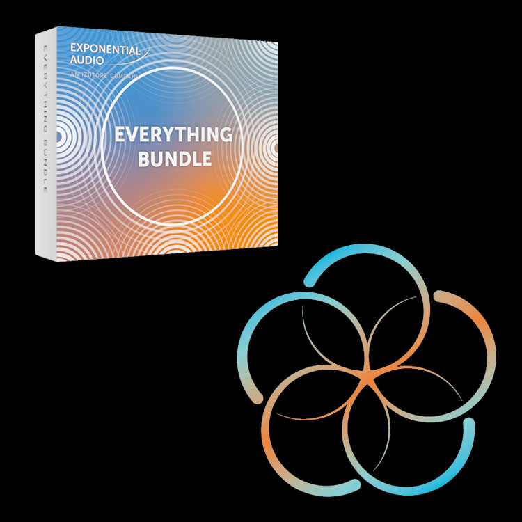 iZotope RX Post Production Suite 3 + Exponential Audio Everything Bundle