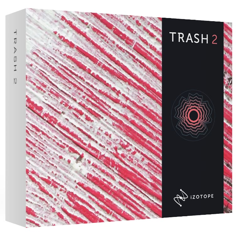 iZotope Trash