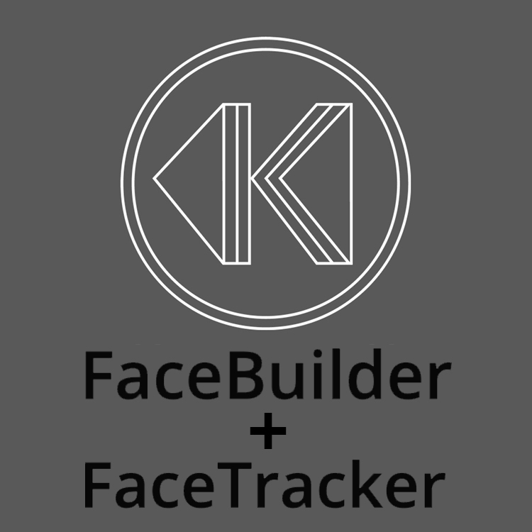 KeenTools FaceTracker + FaceBuilder Bundle