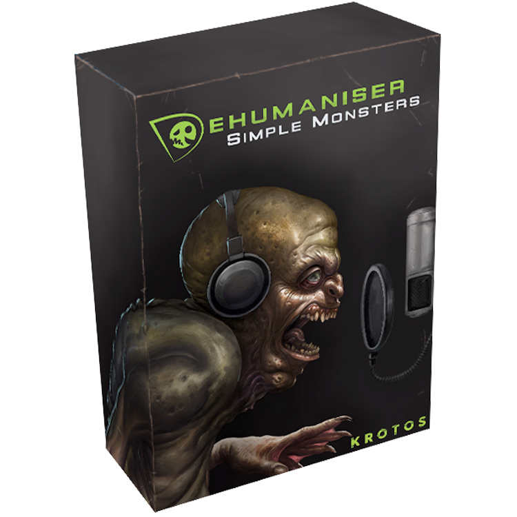 Krotos Audio Dehumaniser Simple Monsters Plug-In