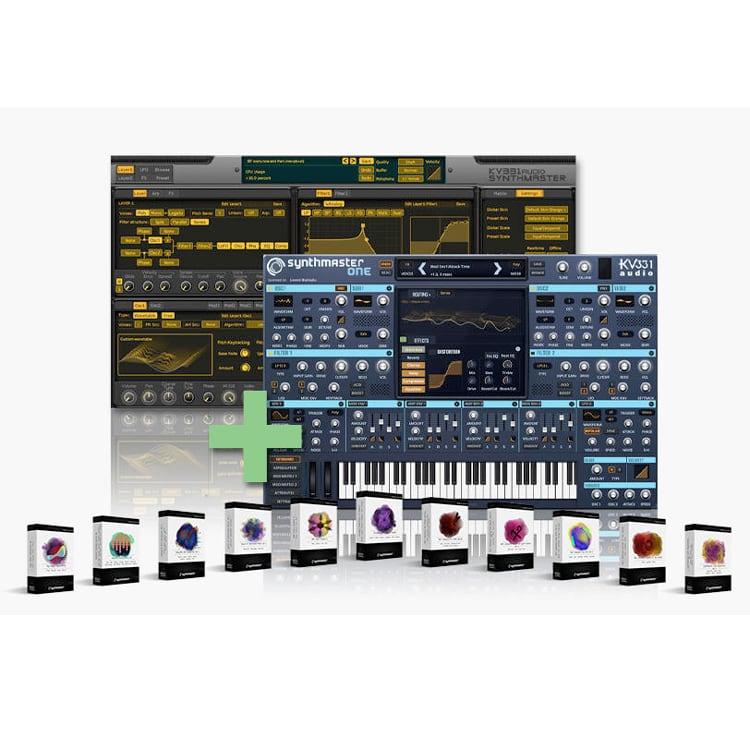 KV331 Audio SynthMaster Everything Bundle