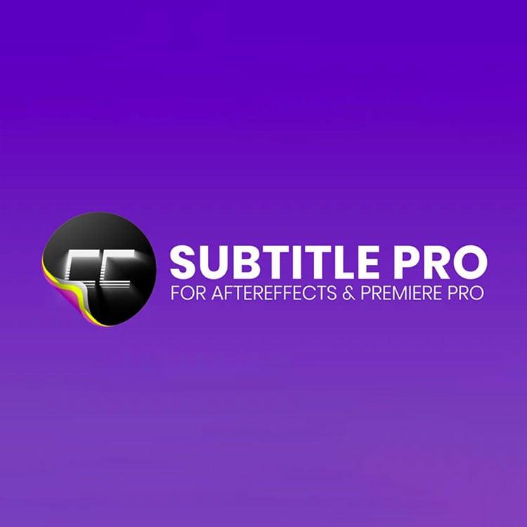 LetsMotion Subtitle Pro
