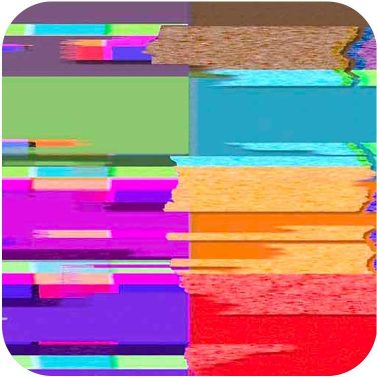 Luca Visual FX Dual Glitch for FCPX