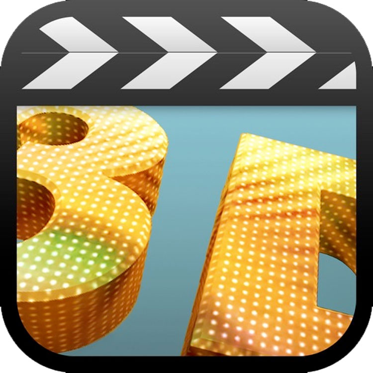 Luca Visual FX 3D Text Overlays for FCPX