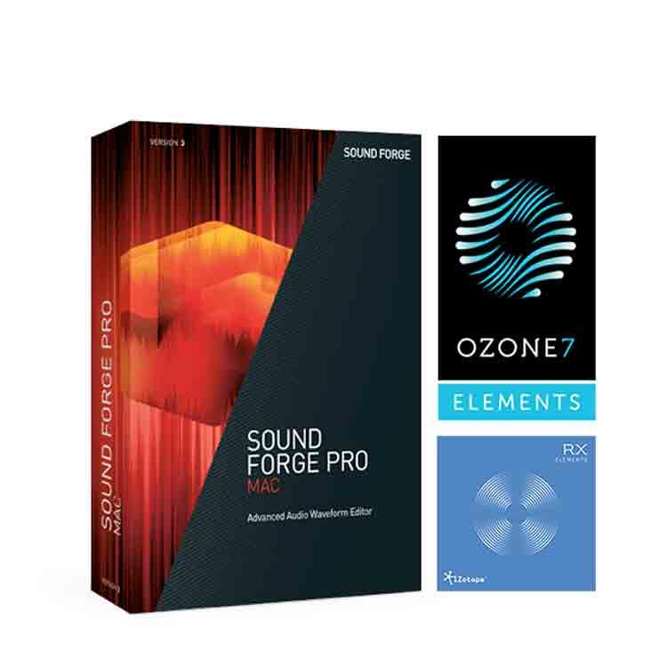 Magix Sound Forge Pro Mac