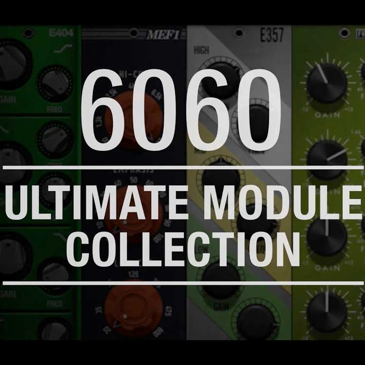 6060 module collection