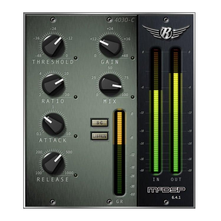 McDSP 4030 Retro Comp