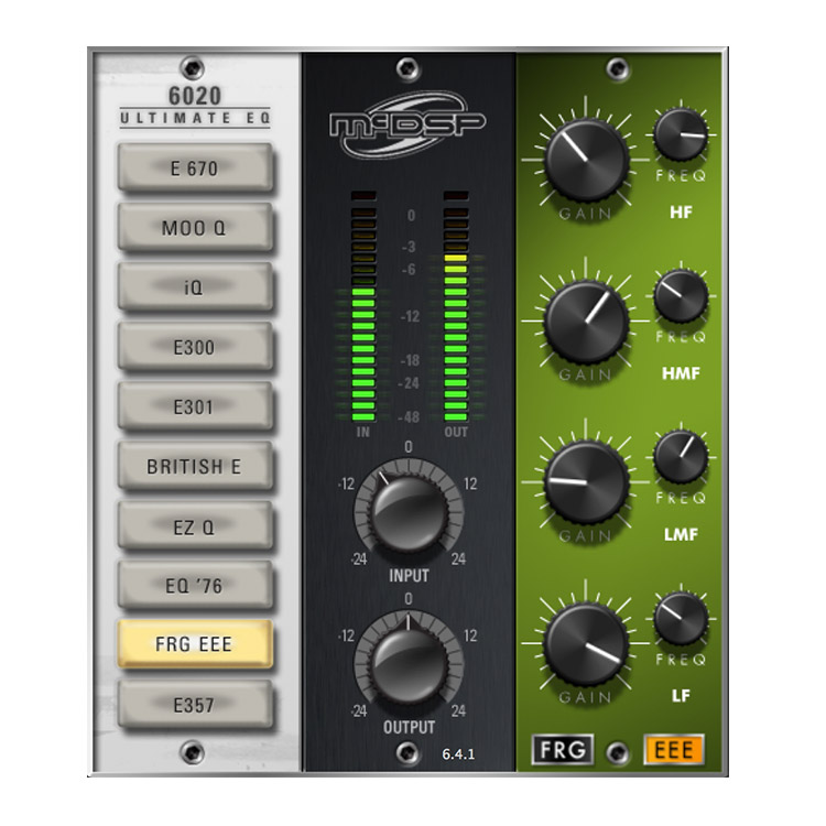 McDSP 6020 Ultimate EQ