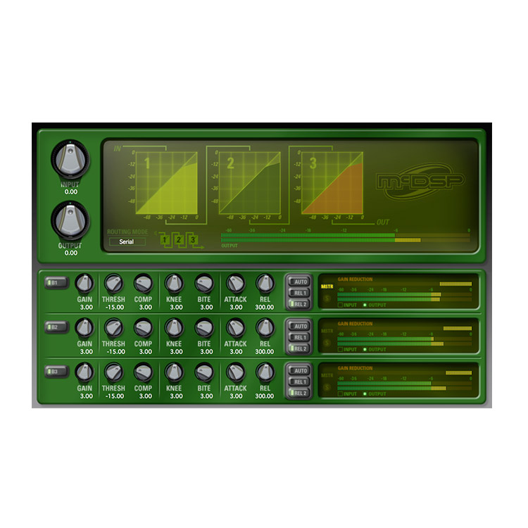 McDSP SPC2000 Serial/Parallel Compressor