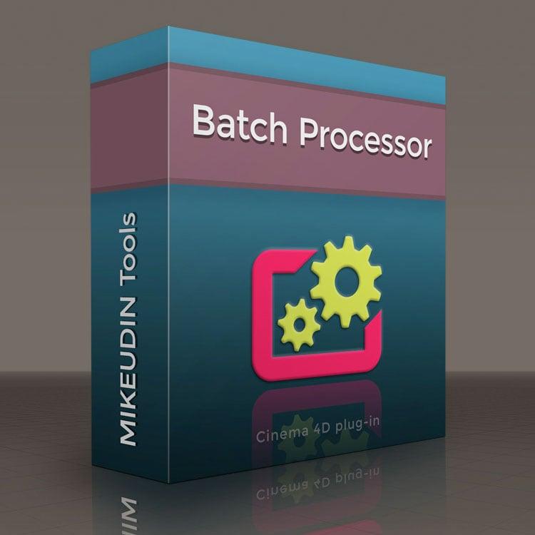 Mike Udin Batch Processor