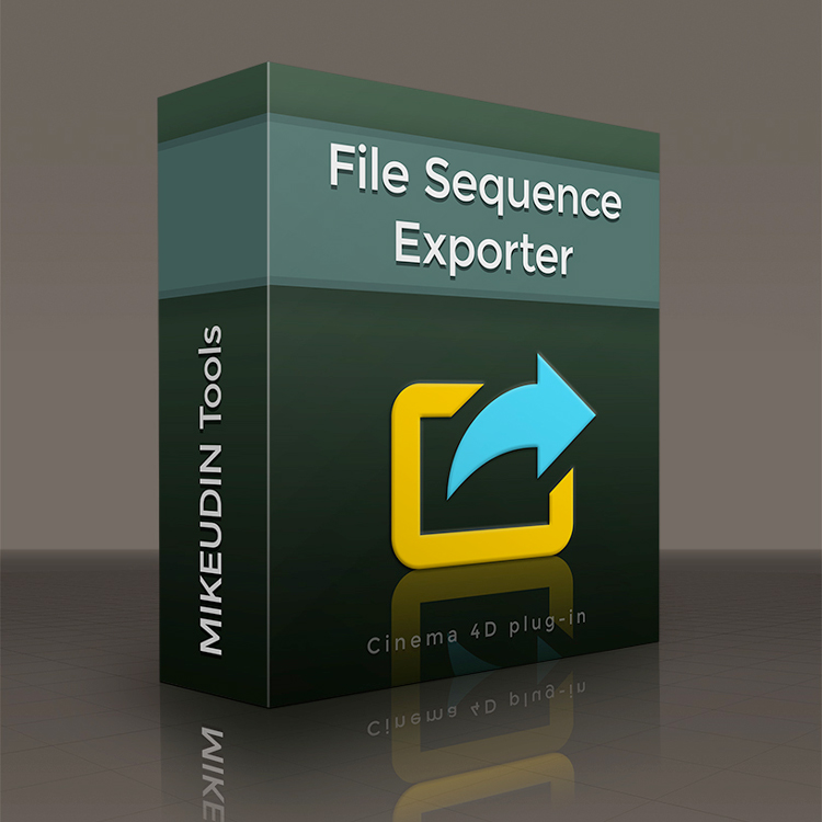 Mike Udin File Sequence Exporter