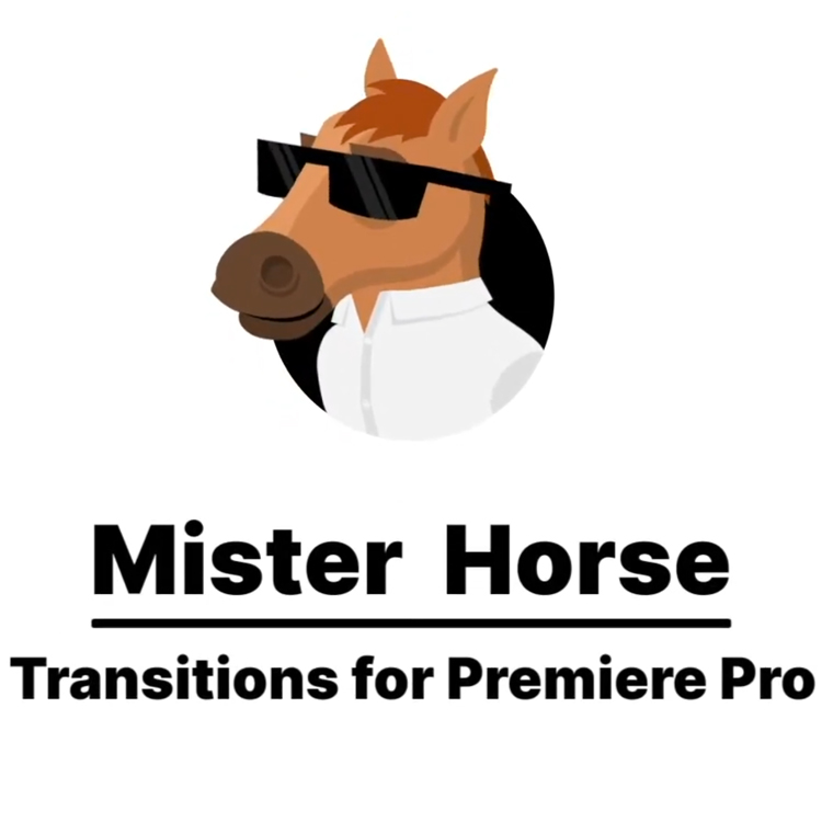 Mister Horse Transitions for Premiere Composer