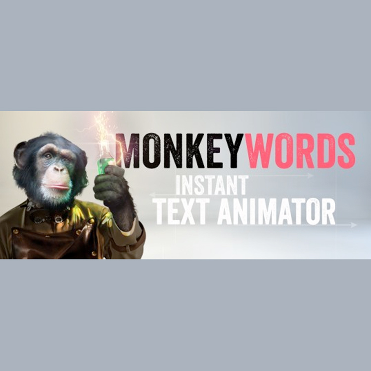 MonkeyWords for After Effects