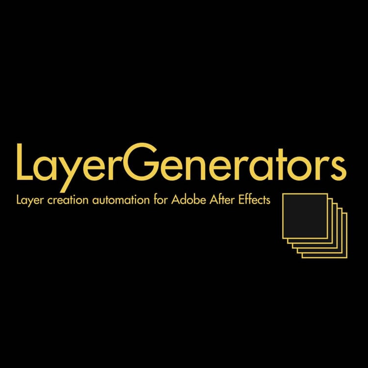 Motion Boutique LayerGenerators for After Effects