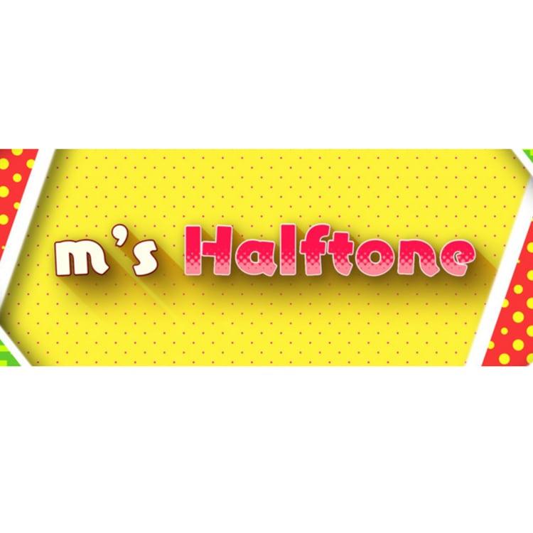 m's Halftone