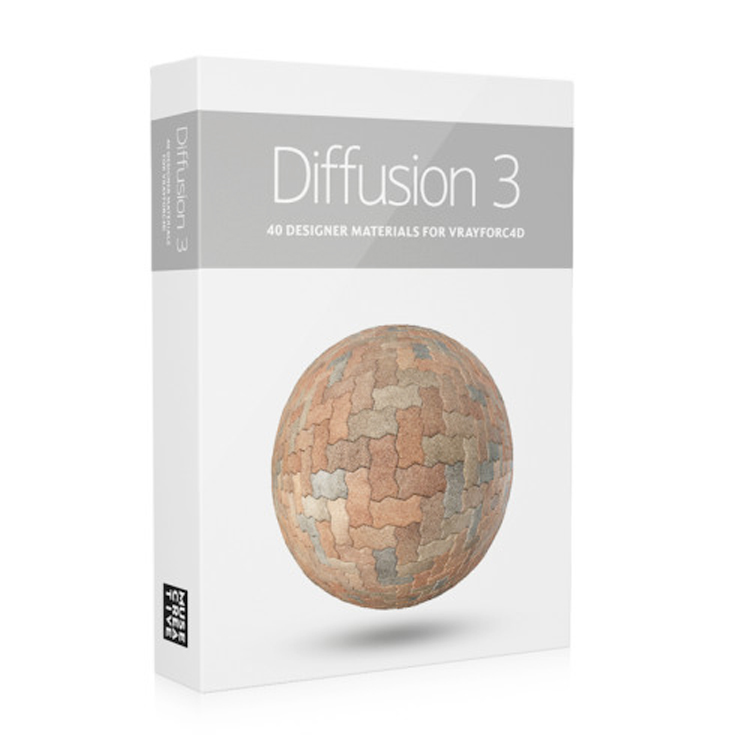 Muse Creative Diffusion 3 for VRAYforC4D