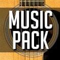 Pixel Lab 3D Music Pack - Element 3D / C4D Version Bundle