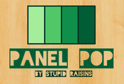 Stupid Raisins Panel Pop For FCP X