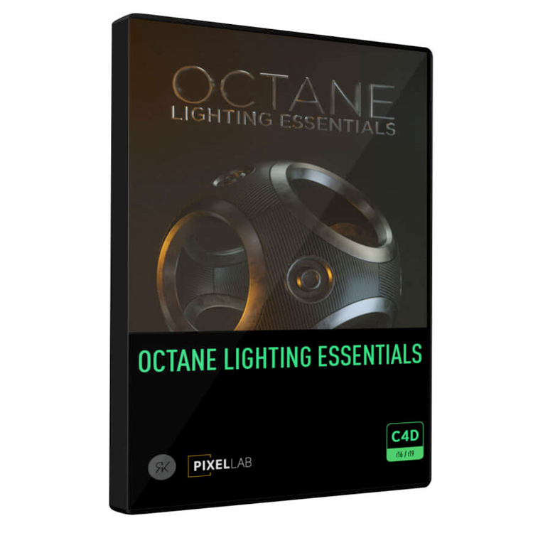 Pixel Lab Octane Lighting Essentials