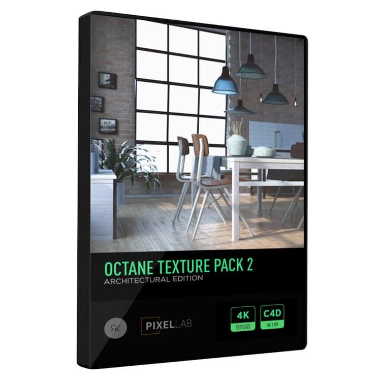 Pixel Lab Octane Texture Pack 2