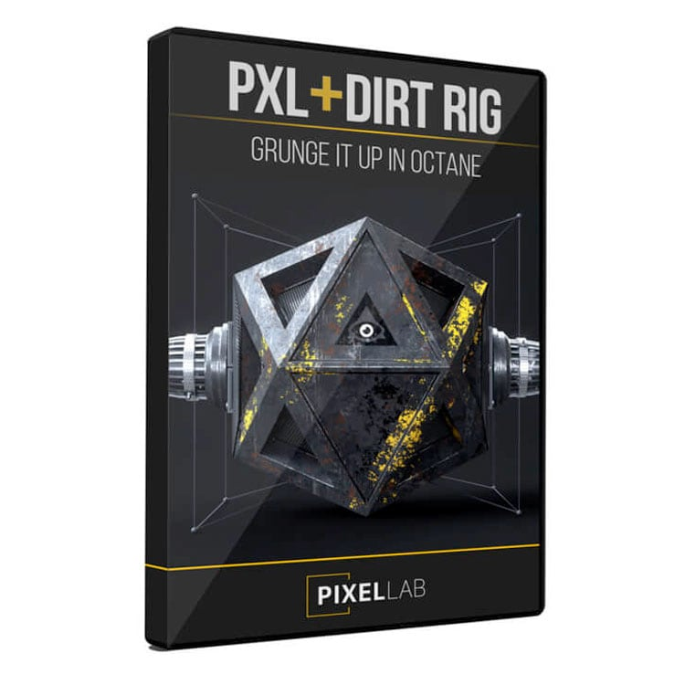Pixel Lab Pxl Dirt Rig for Octane