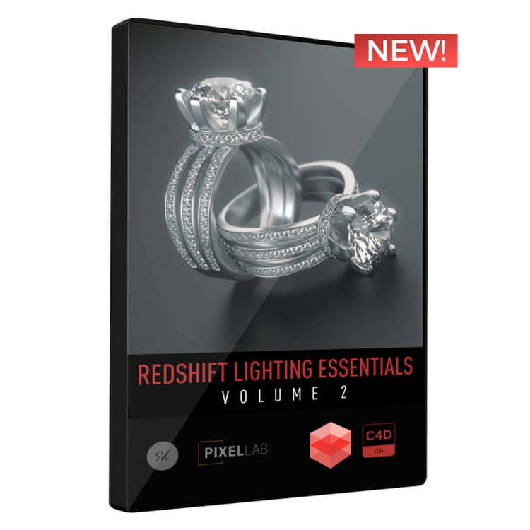 Pixel Lab Redshift Lighting Essentials Volume 2