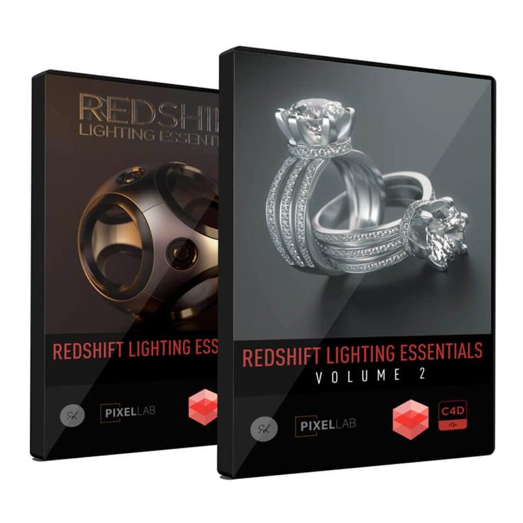Pixel Lab Redshift Lighting Essentials Bundle