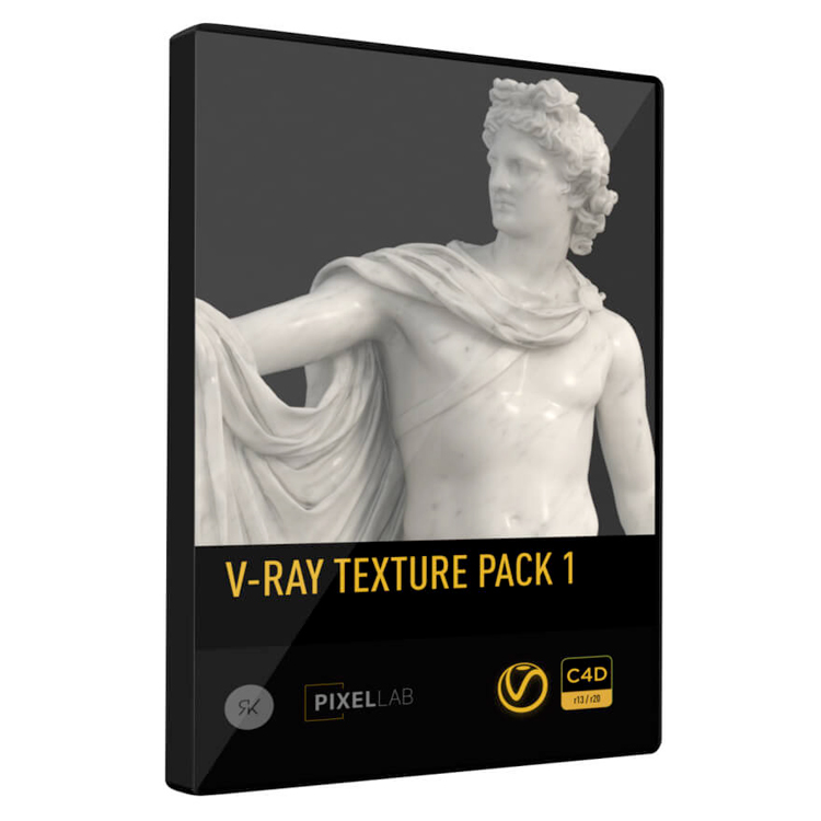Renderking V-Ray Texture Pack 1