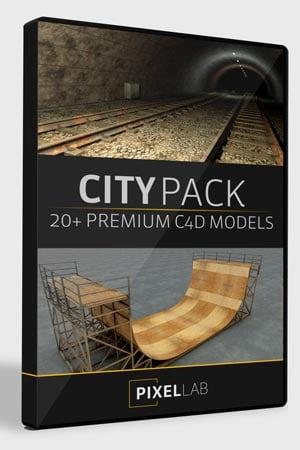 Pixel Lab City Pack