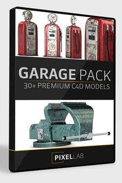 Pixel Lab Garage Pack