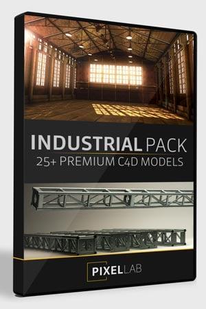 Pixel Lab Industrial Pack