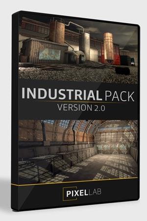 Pixel Lab Industrial Pack 2