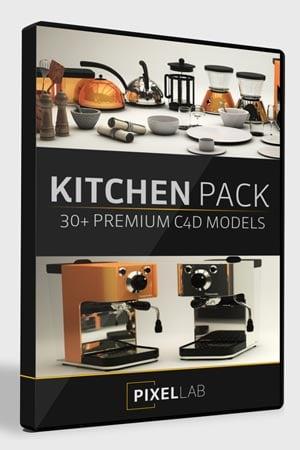Pixel Lab Kitchen Pack