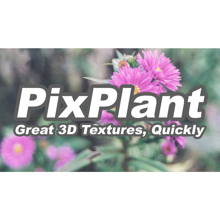 PixPlant: Seamless 3D Textures