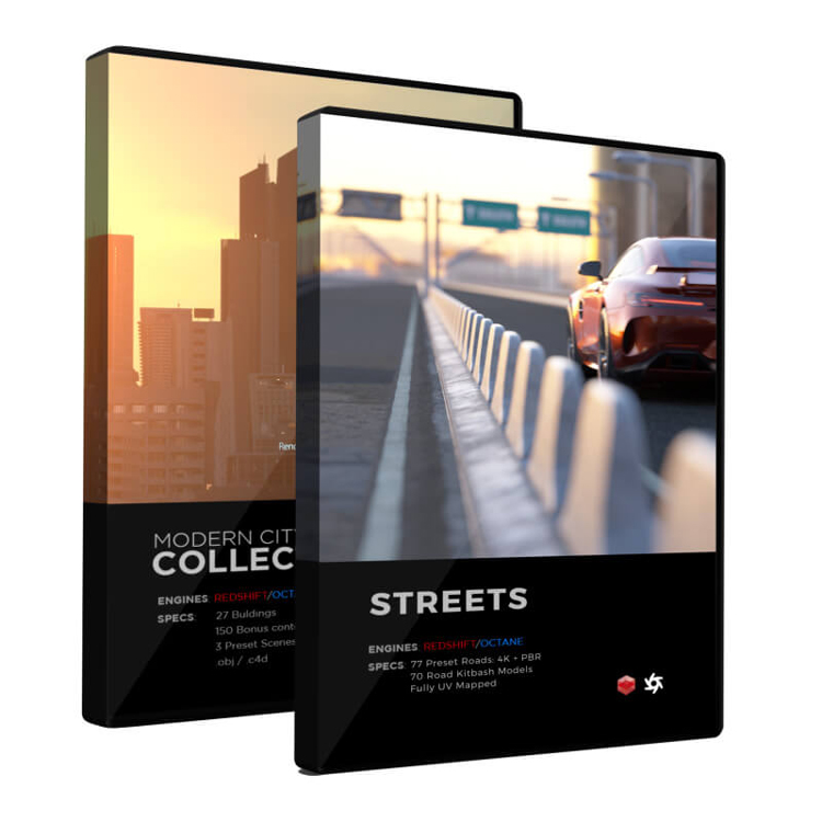 pl cityscapes and streets bundle