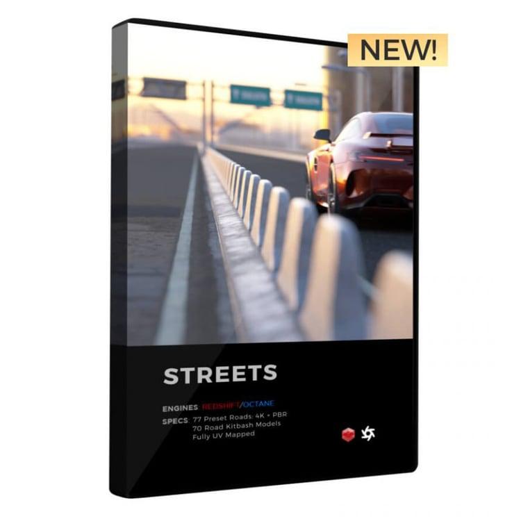 Pixel Lab Streets
