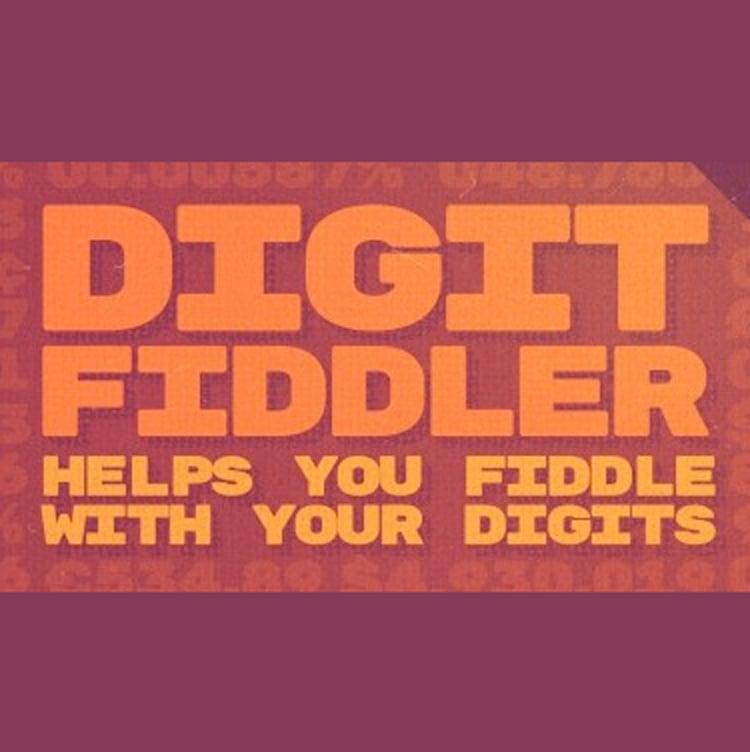 Plugin Everything Digit Fiddler