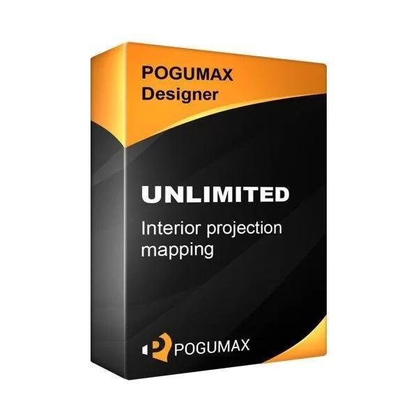 POGUMAX Designer Unlimited