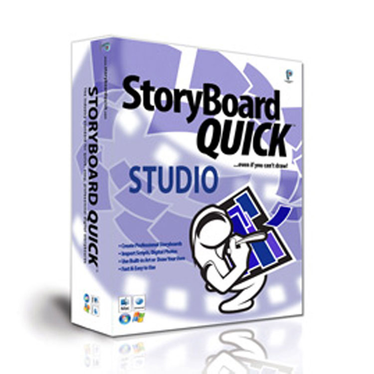 PowerProduction Software StoryBoard Quick Studio