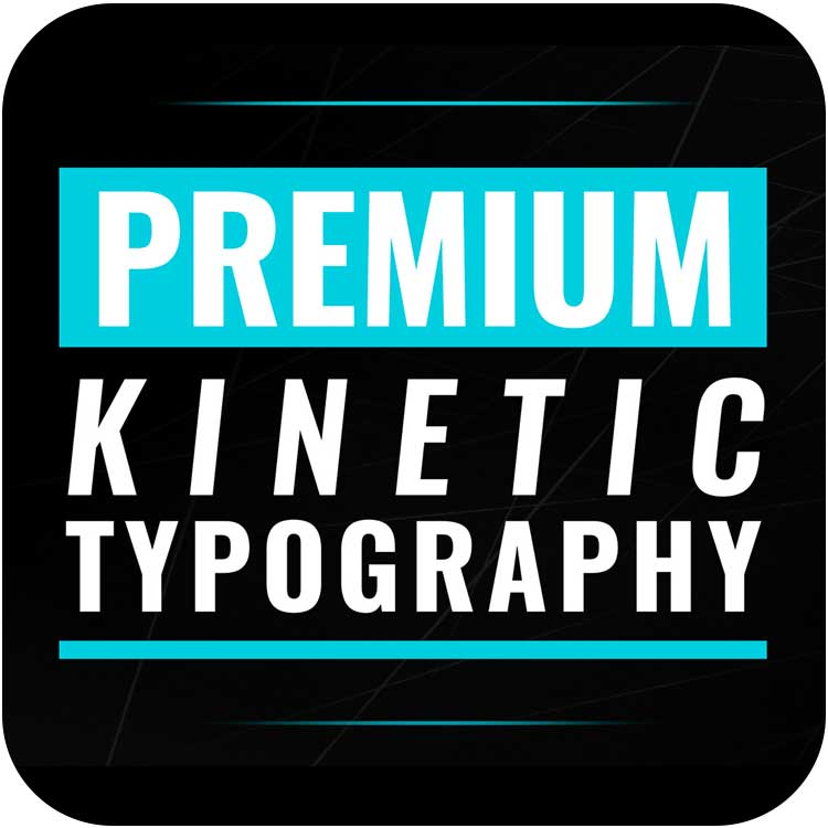 PremiumVFX Kinetic Typography for FCPX