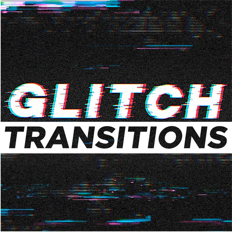 PremiumVFX Glitch Transitions