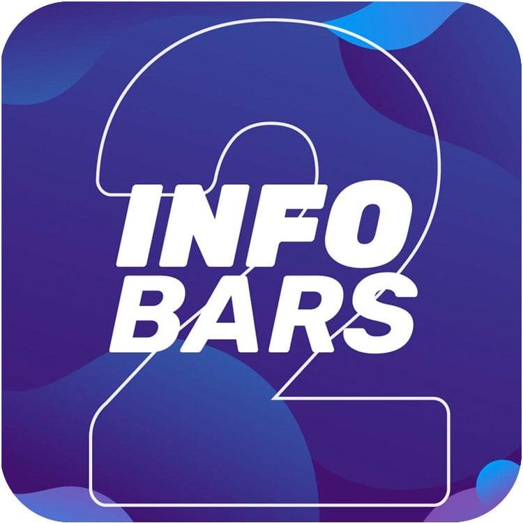 PremiumVFX InfoBars Vol. 2