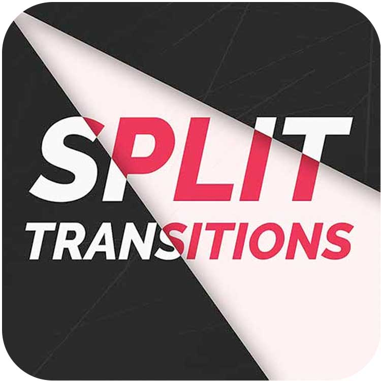 PremiumVFX Split Transitions for FCPX
