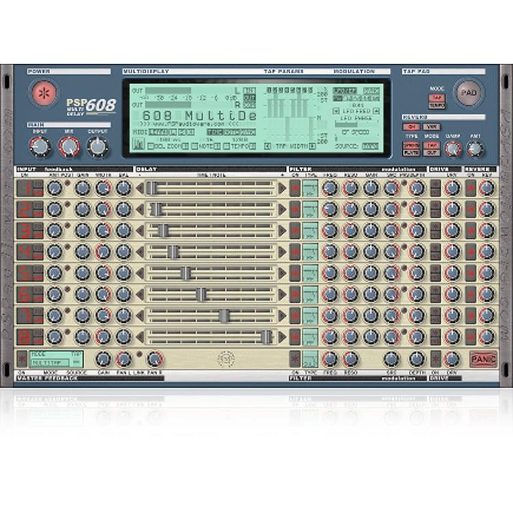 PSPaudioware PSP 608 MD